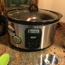 My Mother's Slow-Cooker